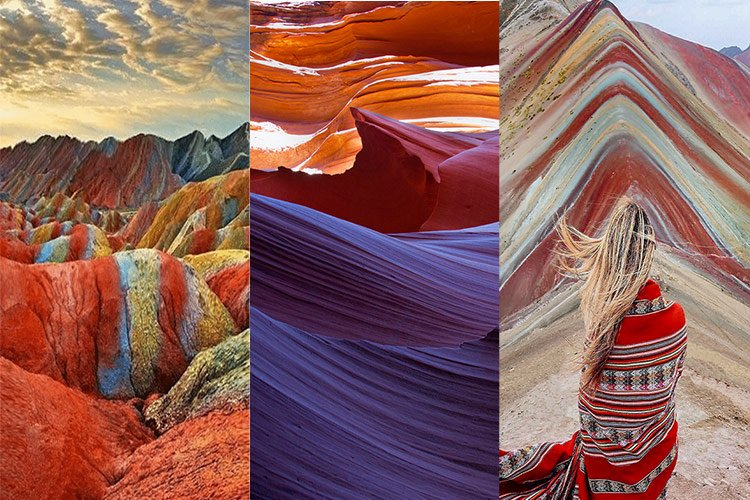 Best Kept Secret From the Rainbow Mountain of China and Peru