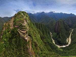 Difference between Machu Picchu Mountain and Huayna Picchu