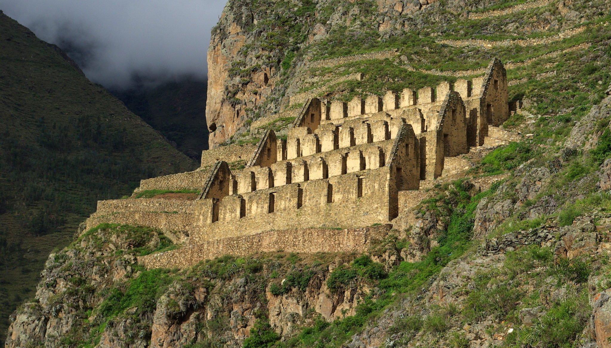 Sacred valley Peru Cusco