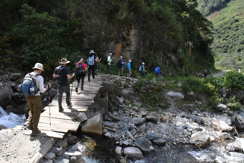 Choquequirao Trek Tour To Machu Picchu