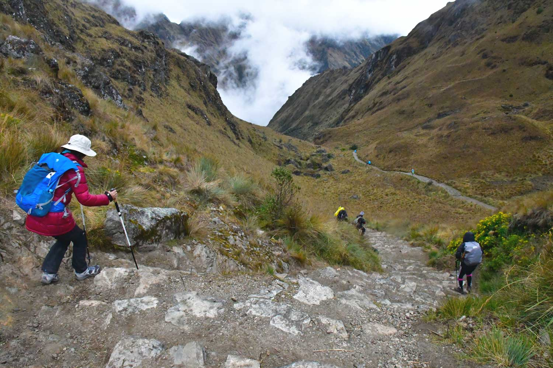 Inca Trail Hike or Machu Picchu Hike?