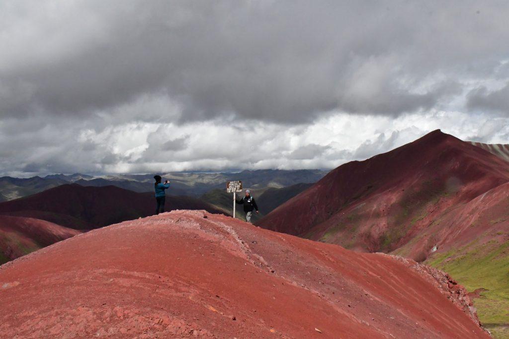 Red Valley Cusco Peru