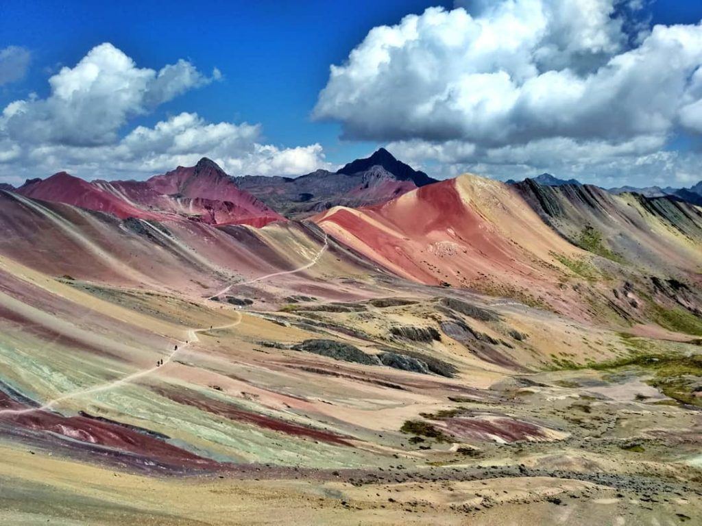 The Wave Arizona Best Kept Secret From the Rainbow Mountain of China and Peru