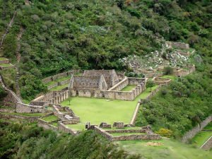 Choquequirao-Distance
