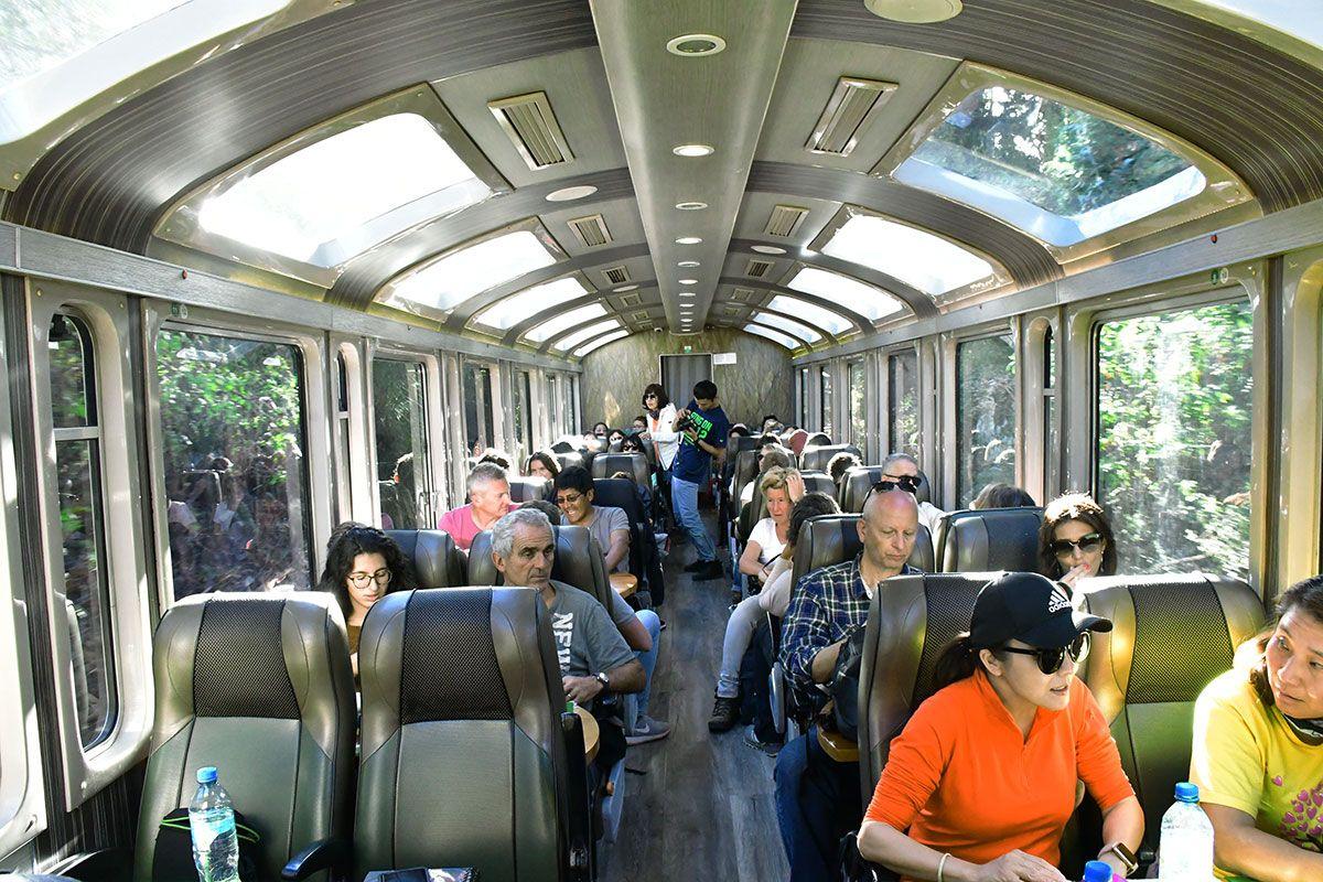 Machu Pichcu By Train 3 Days