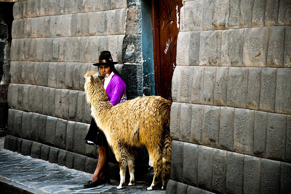Chinchero Nature Walk With Llamas And Alpacas Tour