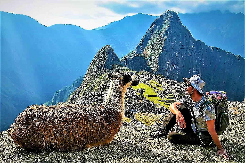 Machu Picchu Alpaca Tour