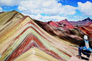 Rainbow Mountain Cusco Peru