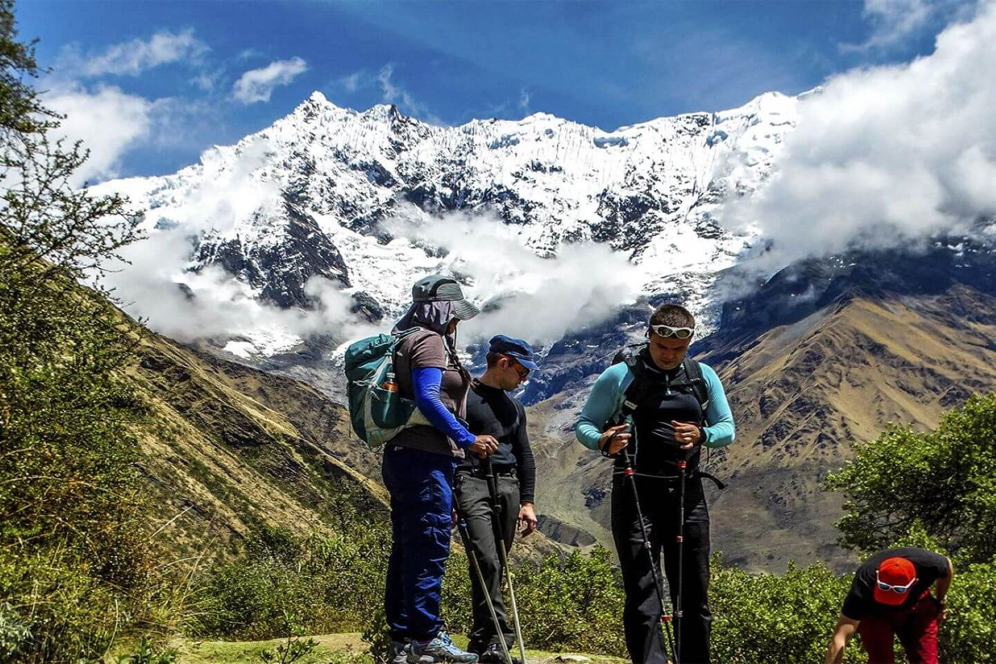 Salkantay Trek Weather | What To Know Before Booking Your Trip