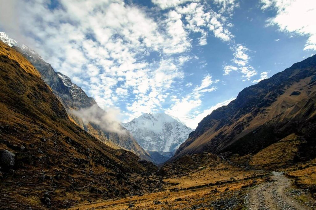Salkantay Trekking Tour 5 Days