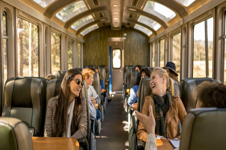 Vistadome Train Tour