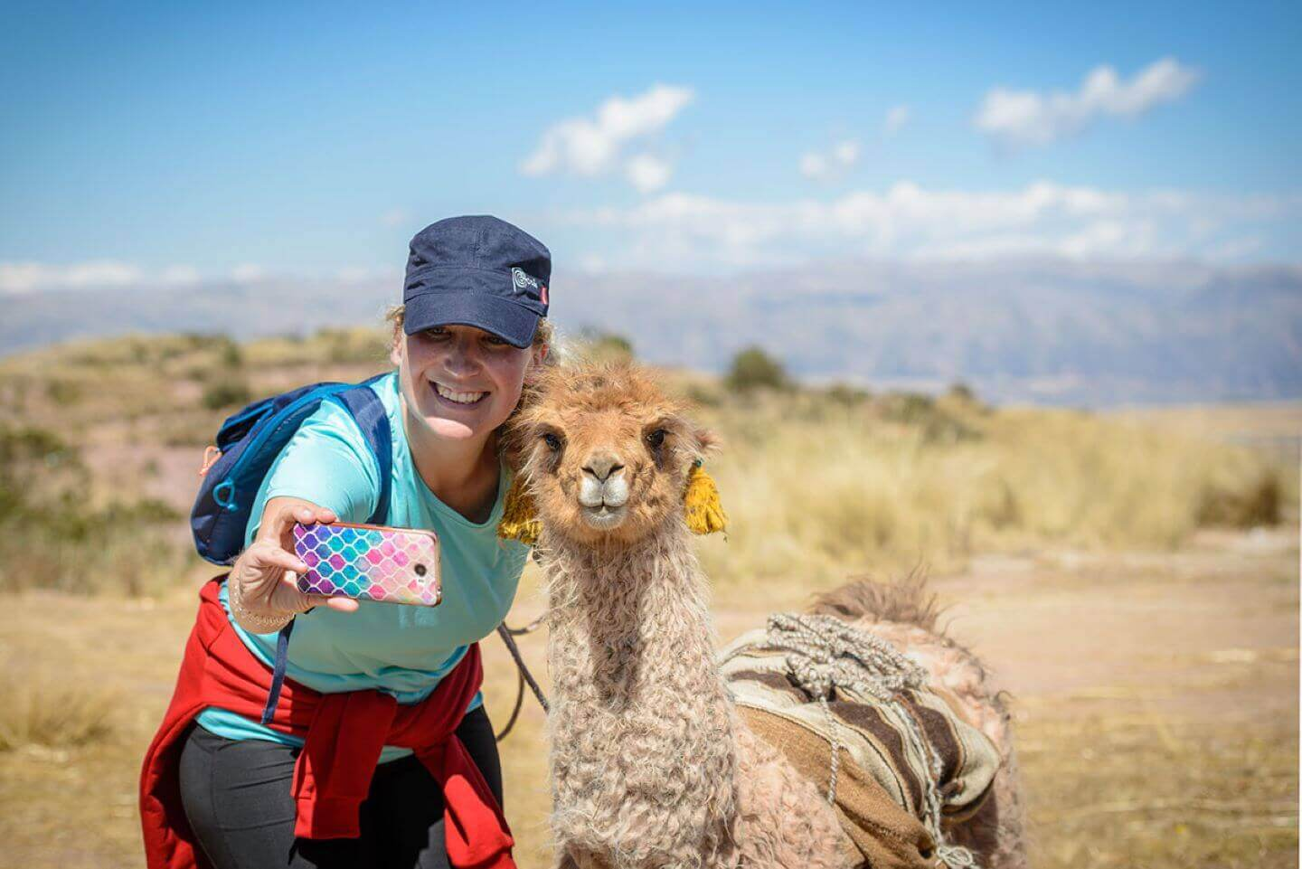 Chinchero Nature Walk with Alpacas