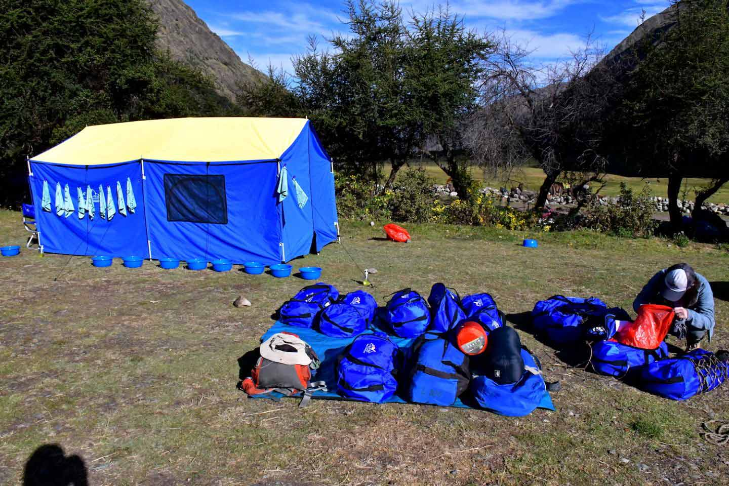 Packing List For The Inca Trail To Machu Picchu