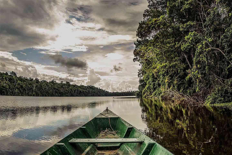 Salvacion Cocha Amazon Tours Peru