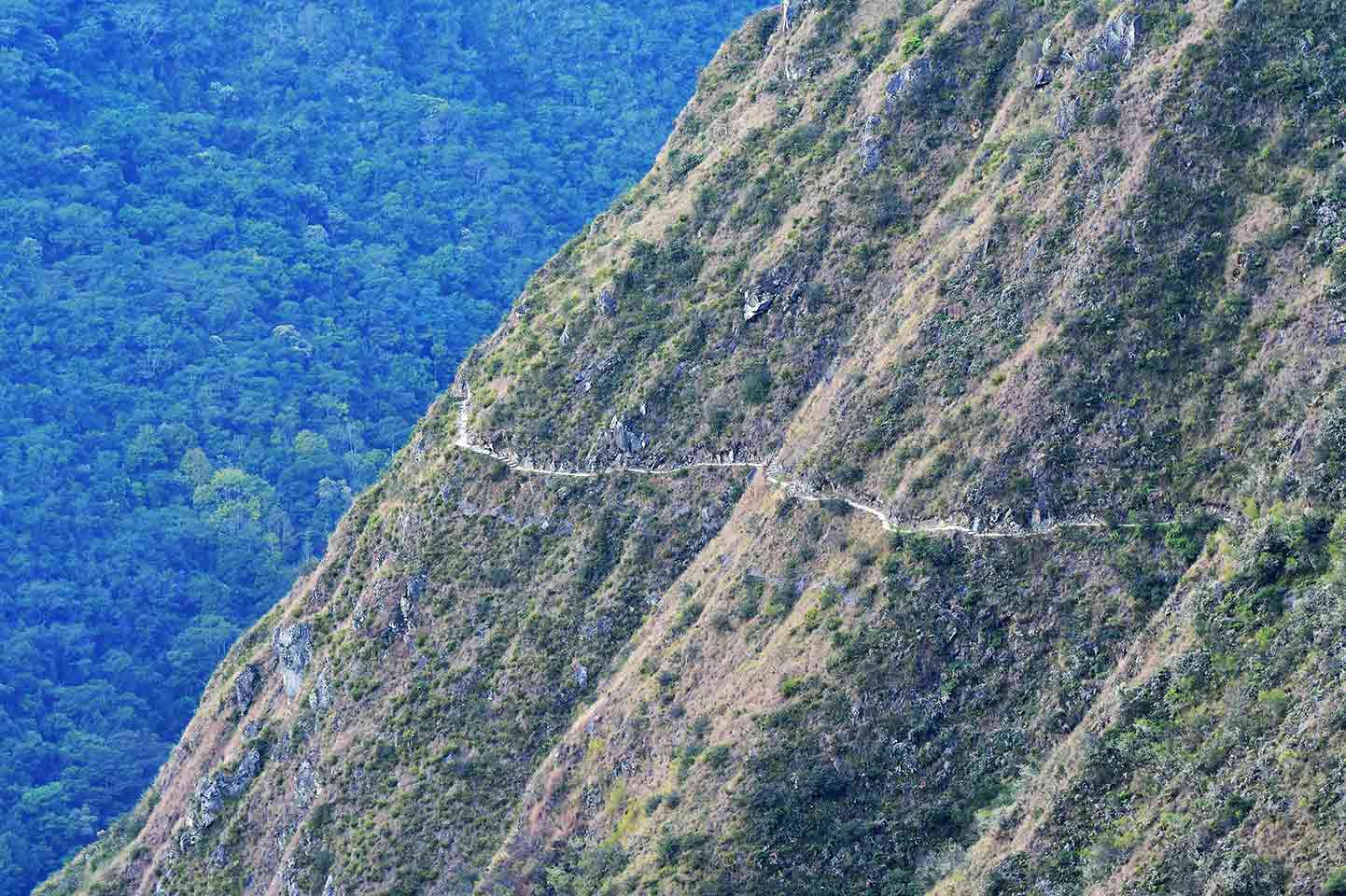 Hiking the Inca Trail 4D/3N