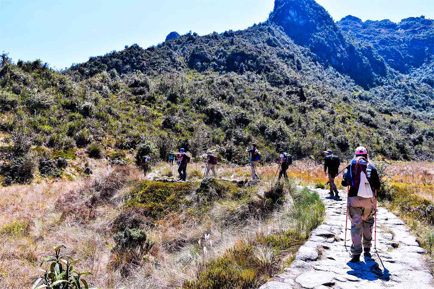 Hiking the Inca Trail 4D/3N