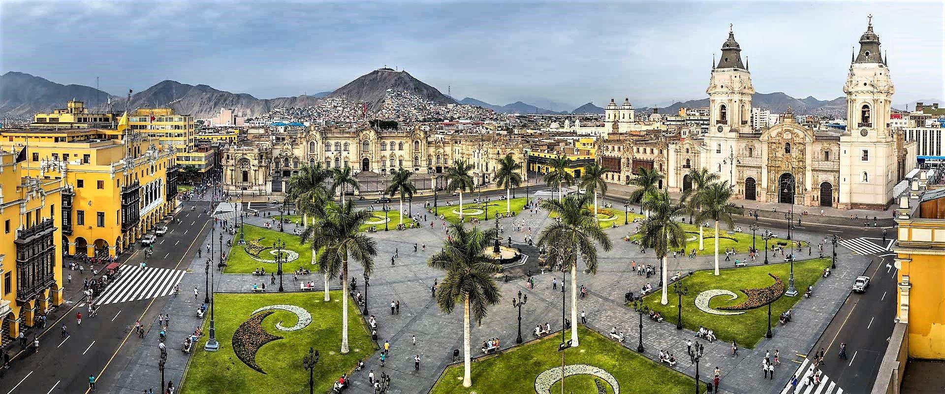 Lima Tours 7 days Peru