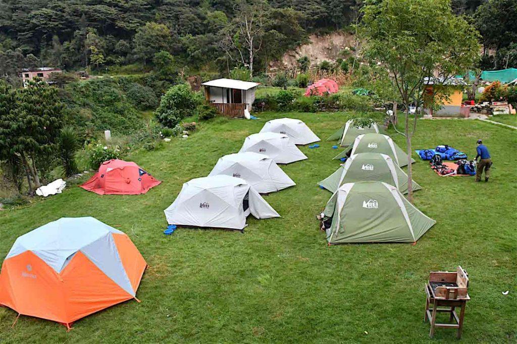 REI Inca Trail To Machu Picchu