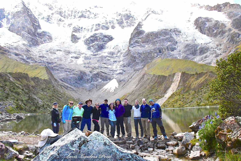 Salkantay Trek Tour Leaders Peru