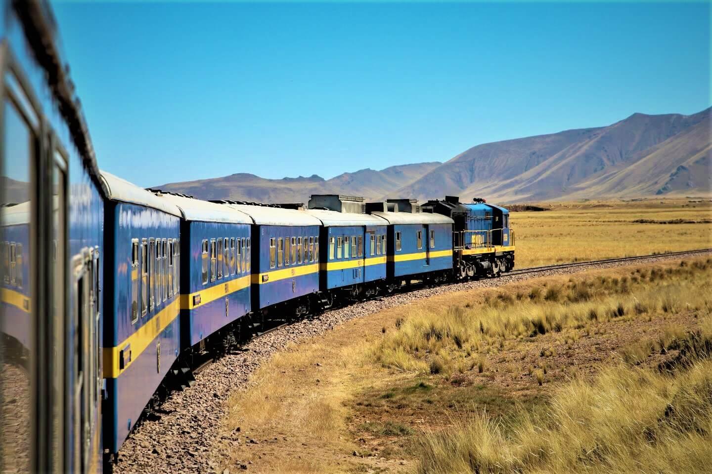 Two Days Tour by Train To Machu Picchu