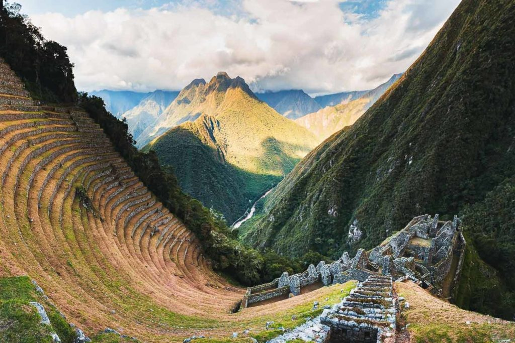 hiking guide Peru and Macbu Picchu Trail