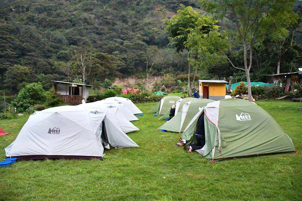 Inca Trail Tent REI