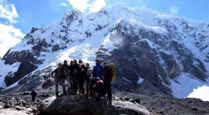 Salkantay Trek Pass difficulty