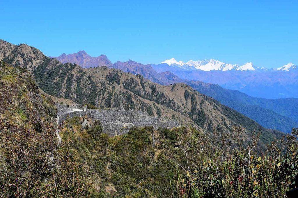 Sayacmarka Inca Trail