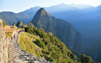 How to Get Machu Picchu From the US?