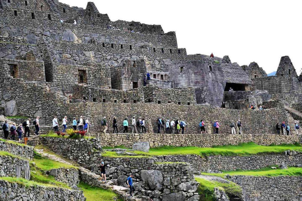 Machu Picchu From the USA