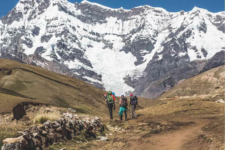 Ausangate trek 4 days & Rainbow Mountain