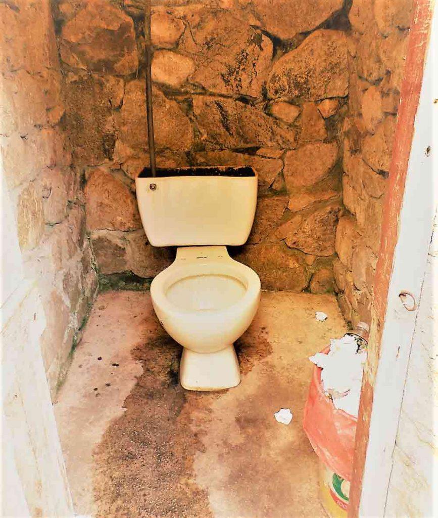Inca Trail Bathroom