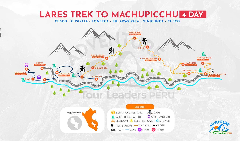 4 Days Trek to Lares