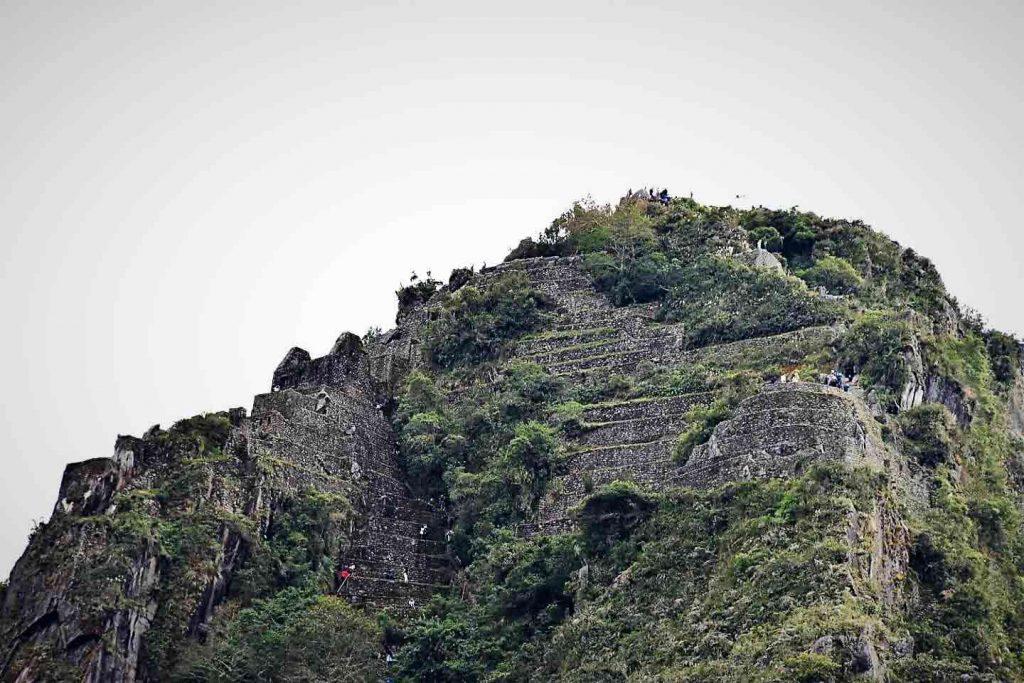 Difficulty of Machu Picchu Hike