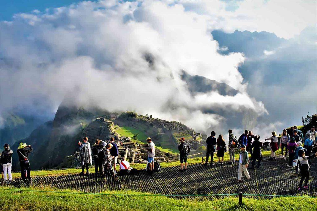 Machu Picchu Hike Difficulty