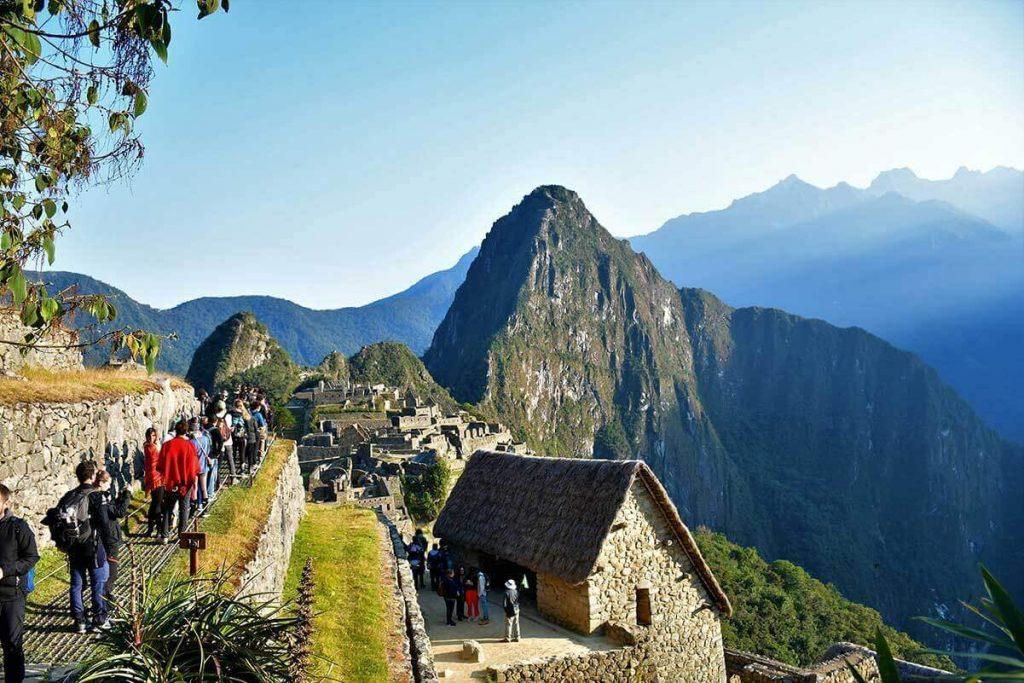 Inca Trail Altitude