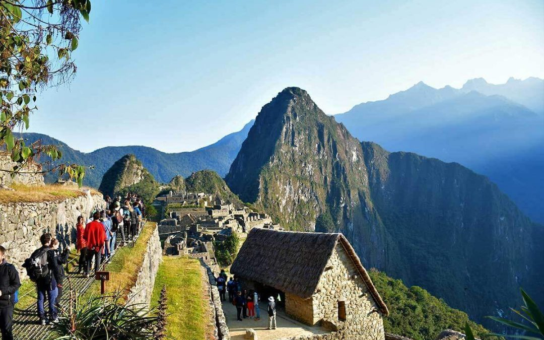 Inca Trail to Machu Picchu Hike 4 Day