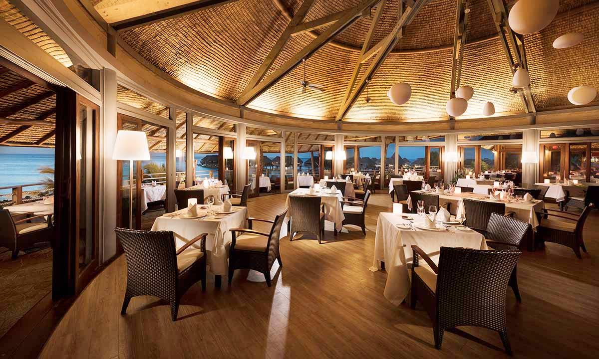 Bora Bora Luxury Hotels