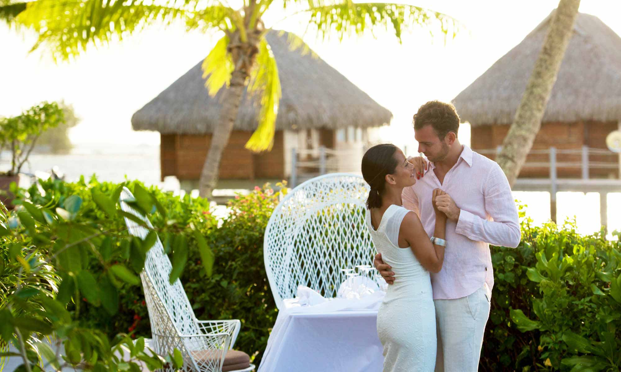 Moorea Manava Honeymoon
