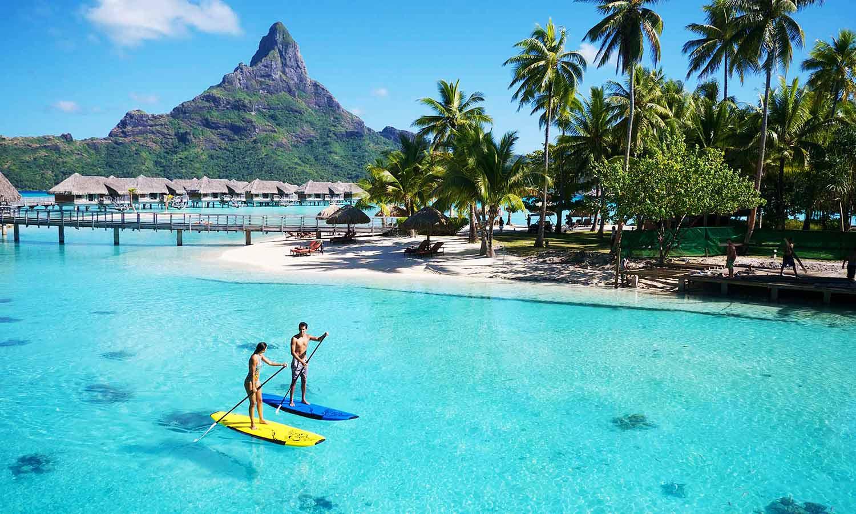Bora Bora Travel Luxury